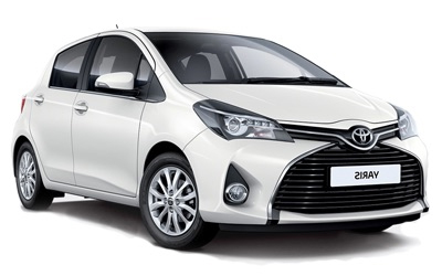 Toyota Yaris Cool